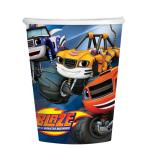 Blaze Paper Cups 266ml - 6 PKG/8