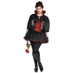 Dark Vamp Costume - Plus Size 18-20 - 1 PC
