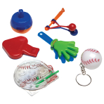 Sports Party Favour Packs - 6 PKG/48