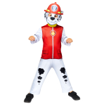 Paw Patrol Marshall Costume - Age 3-4 Years- 1 PC