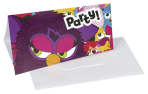 Furby Invites/Invitatons & Envelopes - 10 PKG/6