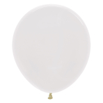 "Crystal Clear 390 Latex Balloons 18""/45cm - 25 PC"