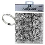 Silver  Wedding Band Table Sprinkles - 6 PKG/288