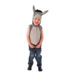 Donkey Nativity Costume - Age 3-5 Years - 1 PC