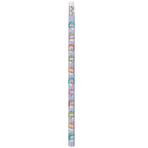 Jolly Snowman Favour Pencils 19cm - 12 PKG/12