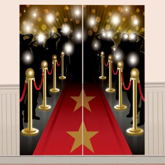 Hollywood Scene Setters 1.65m x 82.5cm - 6 PKG/2