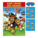 Paw Patrol Party Games - 6 PKG/4