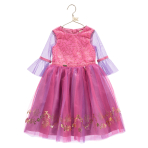 Rapunzel Sequin Tulle Dress - Age 7-8 Years - 1 PC