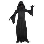 Phantom of Darkness Costume - Age 12-14 Years - 1 PC
