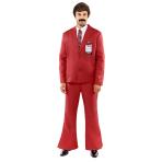 Ron Burgundy Costume - Size Large - 1 PC