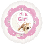 Boofle It's a Girl Standard Foil Balloon - S60 5 PC