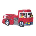 Fire Engine Pinatas - 4 PC