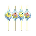 SpongeBob Drinking Straws - 10 PKG/8
