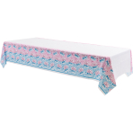Girl or Boy Plastic Tablecovers 1.37m x 2.6m - 6 PC