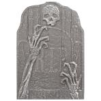Cemetery Skeleton Arms Tombstone 56cm - 12 PC