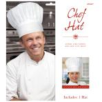 Disposable Chef's Hat - 6 PKG