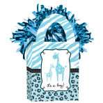 Blue Baby Tote Balloon Weights 156g - 12 PC