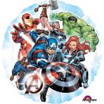 Avengers Standard Foil Balloons S60 - 5 PC