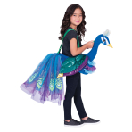 Ride on Peacock - Age 3-8 Years - 1 PC