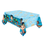Rusty Rivets Tablecovers 1.8m x 1.2m - 6 PC