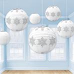 Winter Icons Lantern Value Packs - 6 PKG/6