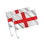 England Car Flags    - 6 PKG/2