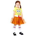 SpongeBob SquarePants Dress - Age 4-6 Years - 1 PC