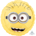 Despicable Me Minions Standard Foil Balloons  - S60 5 PC