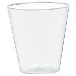 Clear Shot Glasses 59ml - 6 PKG/100