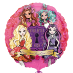 Ever After High Standard Foil Balloons S60 - 5 PC