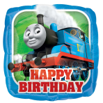 Thomas & Friends Standard Foil Balloons S60 - 5 PC