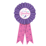 I'm the Grandma Pink Award Ribbons - 6 PC