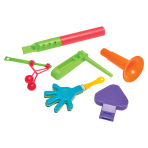 Noise Maker Party Favour Packs - 6 PKG/48