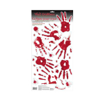 Sinister Surgery Bloody Hand Prints - 12 PC