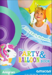 2014 Early Products Releases Party & Balloons