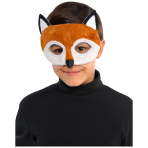 Fox Mask - Size Child - 6 PC