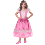 Reversible Princess/Pirate Costume - Age 4-6 Years - 1 PC