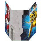 Transformers Invitations & Envelopes - 10 PKG/6