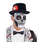 Adults Day of the Dead Mask - 6 PC