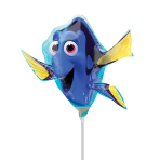 Finding Dory Min Shape Balloons A30 - 5PC