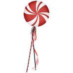 Giant Clown Lollipops - 6 PC
