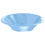 Powder Blue Bowls 355ml- 10 PKG/20