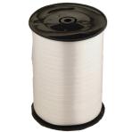 White Ribbon Spools 100 Yard x 5mm - 5 PC