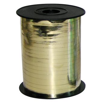 Metallic Gold Ribbon Spool 230m x 5mm - 1 PC