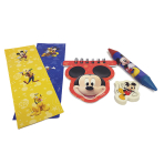 Mickey Mouse Stationery Favour Packs - 6 PKG/20
