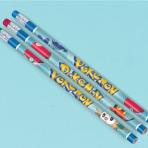 Pokémon Pencils with Erasers - 6 PKG/12
