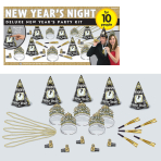 New Year's Night Deluxe Party Kits - 8 PKG/25