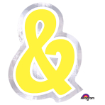 Personalised Symbol: & Stickers - 48 PC