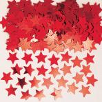 Stardust Red Metallic Confetti 14g - 12 PKG