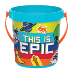 Epic Party Favour Buckets 11cm - 12 PC